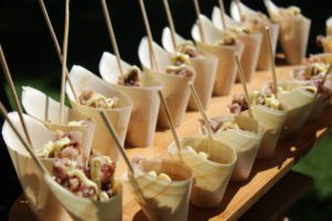 servicio de catering para eventos en Madrid