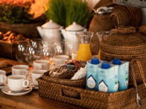 Catering para empresas-Coffee Break