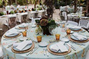 catering comuniones Madrid banquete