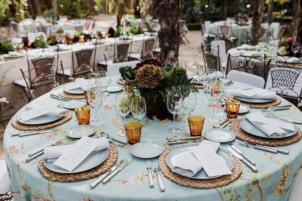 catering banquete comuniones Madrid